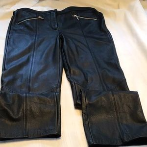 Wilsons MAXIMA Leather Pants